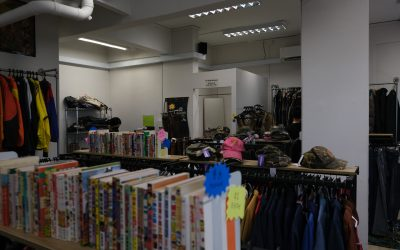 A Vintage Clothing Haven